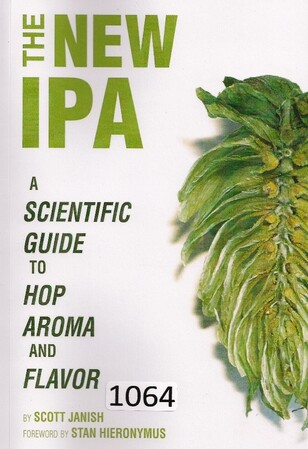 The New IPA a scientific guide to hop aroma and flavor