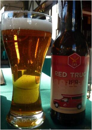 Thailand - Red Truck IPA